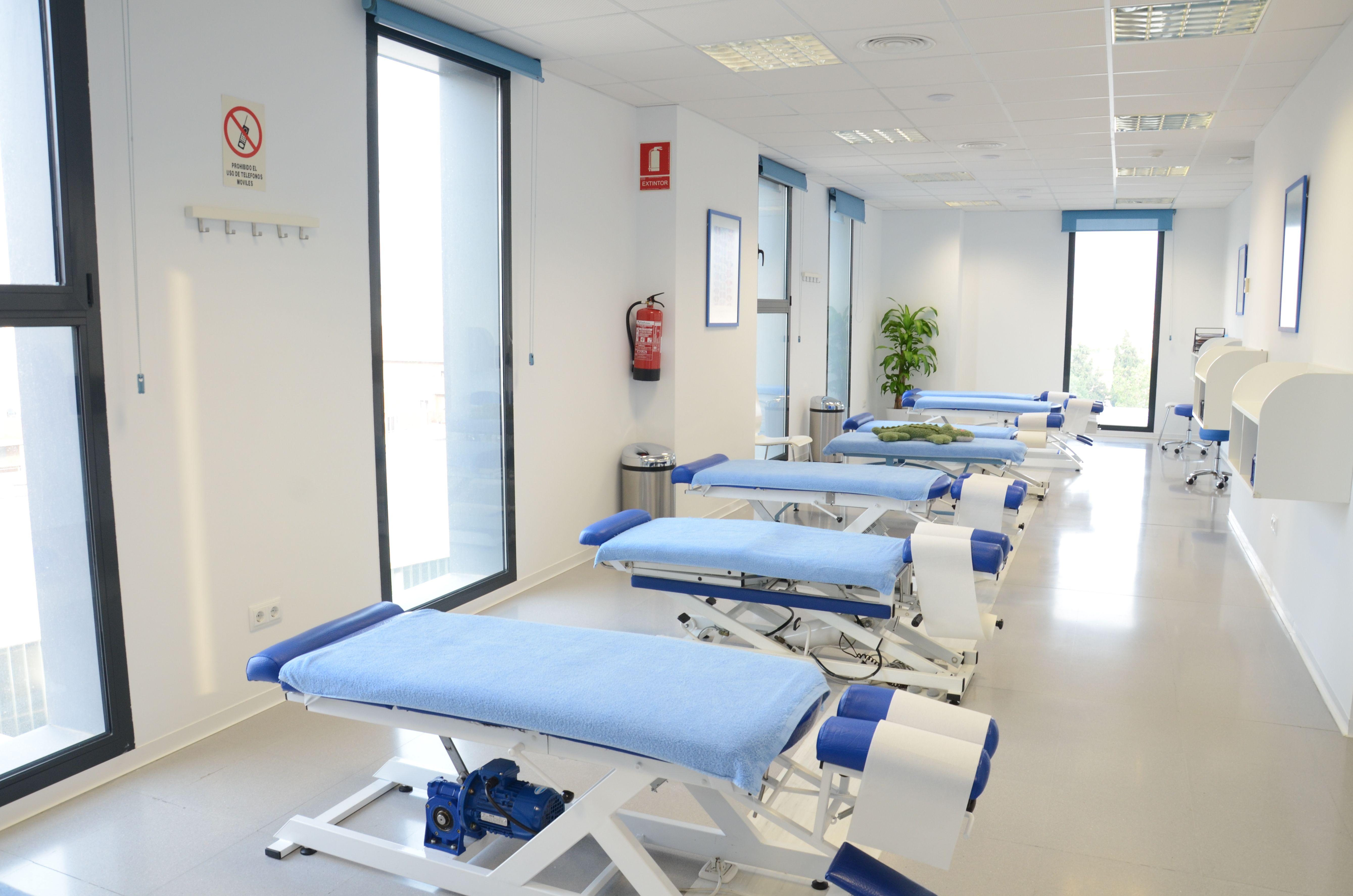 Nuestras instalaciones y sala de ajustes