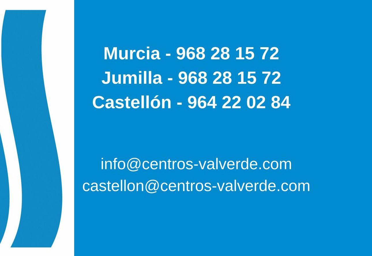 Estamos en Murcia, Jumilla y Castellón