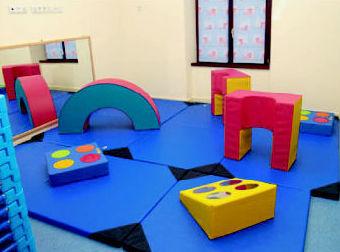 Sala de Psicomotricidad: Servicios  de Educación Infantil Guardería Niños