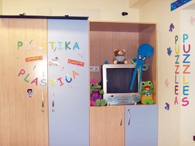 Educación Infantil Guardería Niños, aula 2