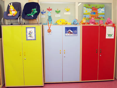 Educación Infantil Guardería Niños, aula 1