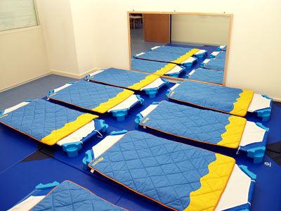 Educación Infantil Guardería Niños, sala de siesta