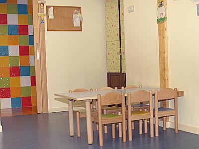 Educación Infantil Guardería Niños, Comedor