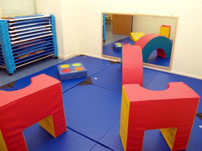 Educación Infantil Guardería Niños, Aula de Psicomotricidad