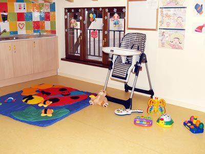 Educación Infantil Guardería Niños, Sala de bebes