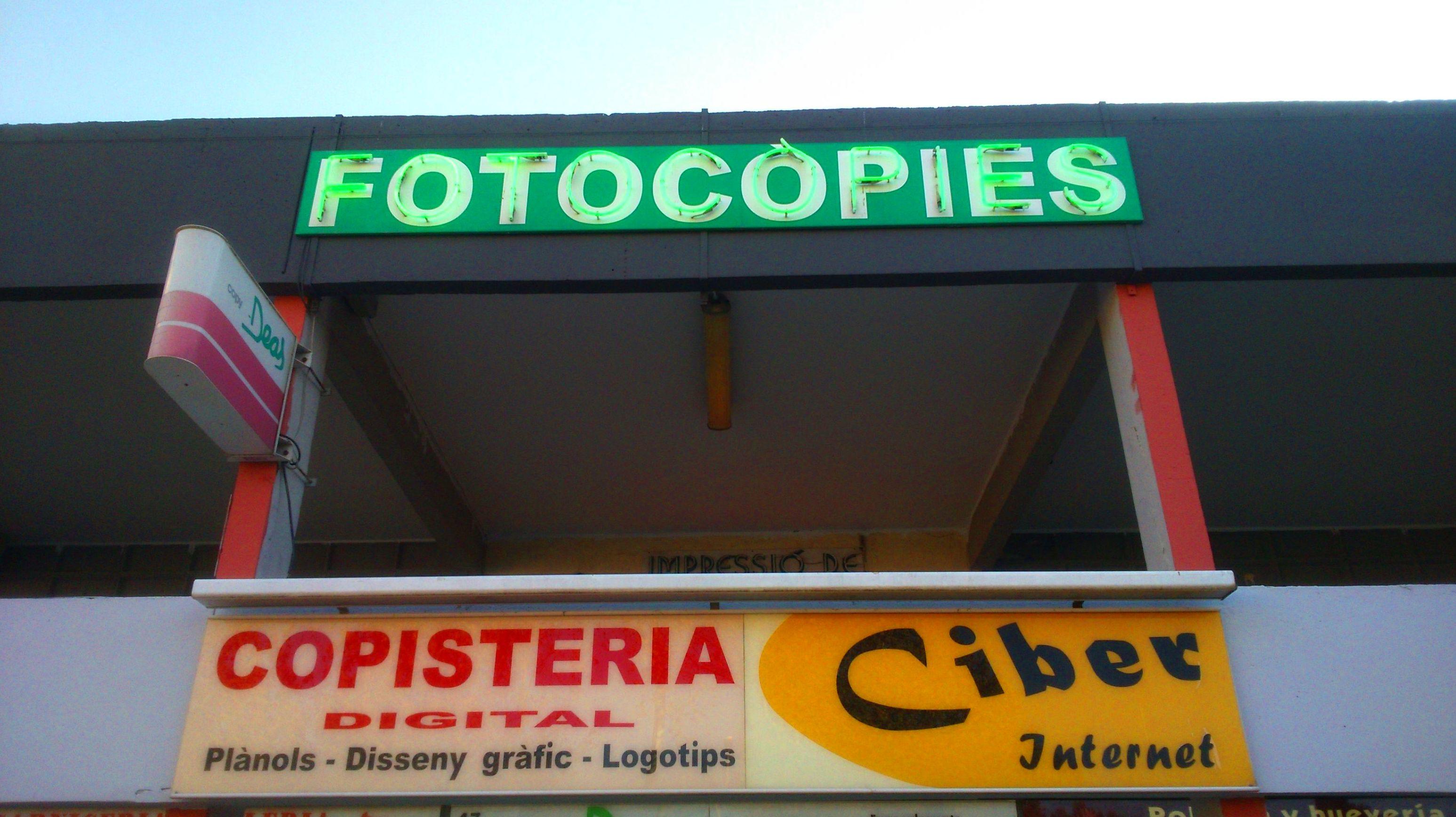 Foto 5 de Fotocopias en Barcelona | Copy-Deas Copistería