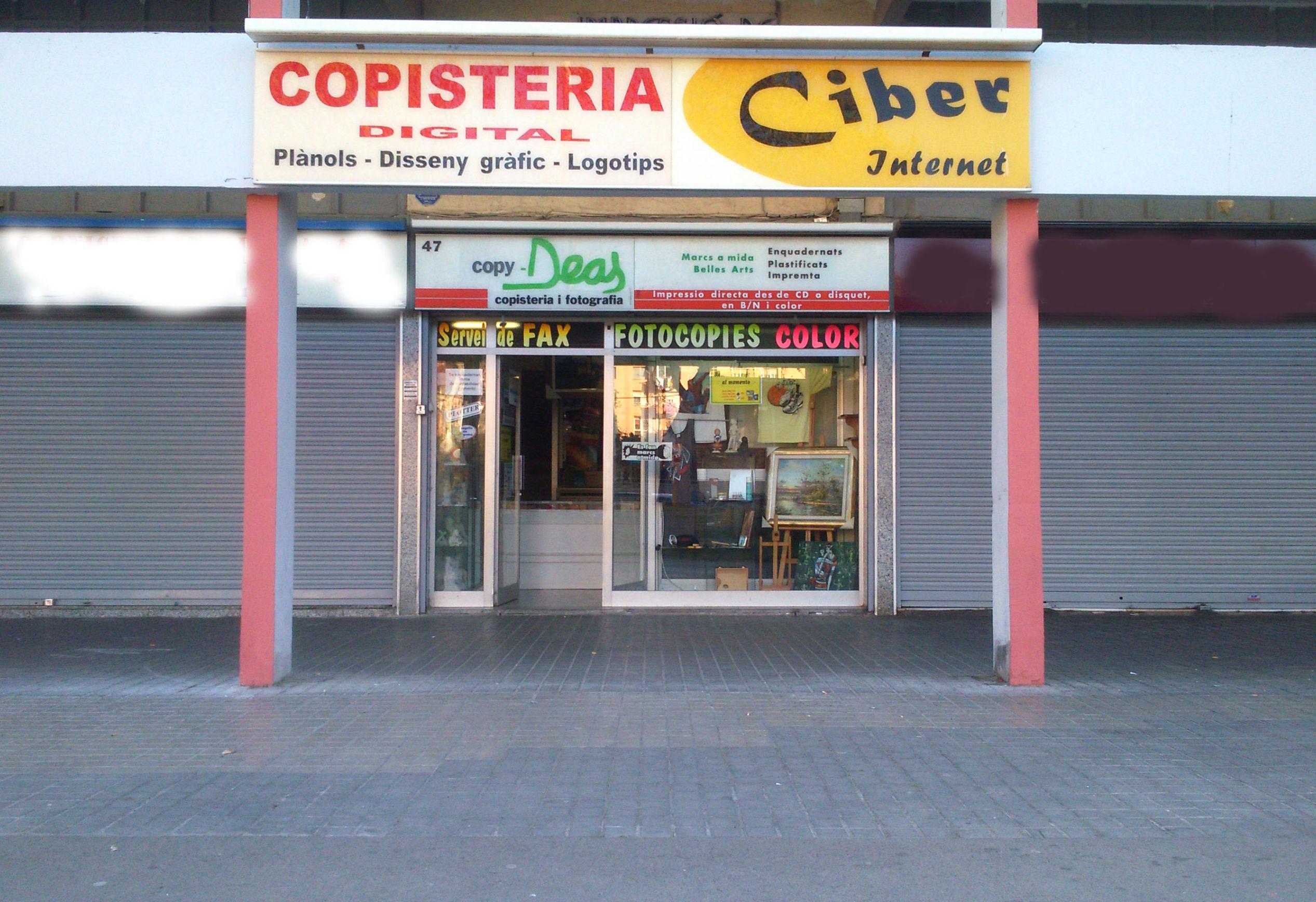 Foto 7 de Fotocopias en Barcelona | Copy-Deas Copistería