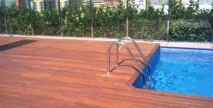 Coronamiento de piscinas