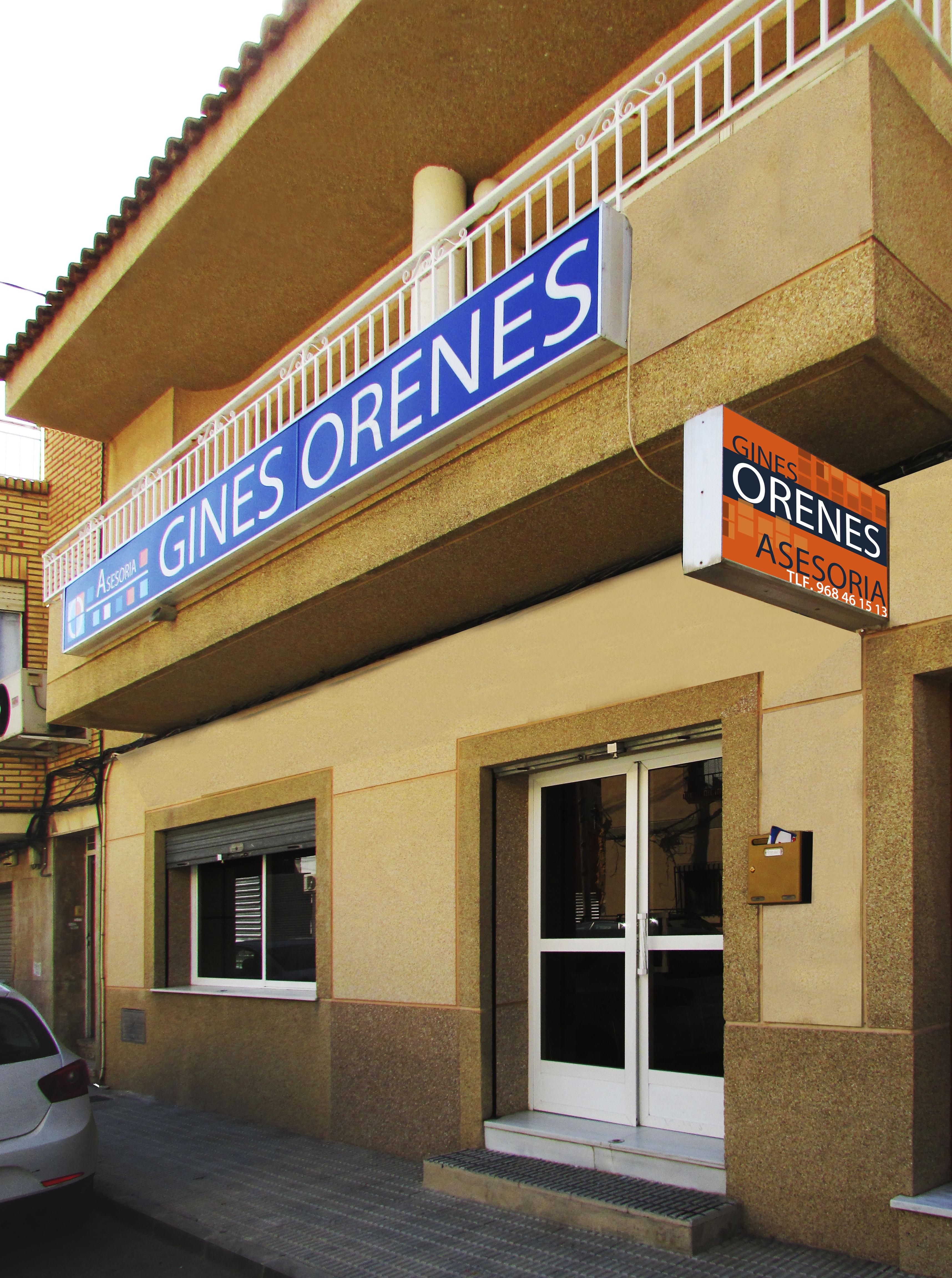 Foto 6 de Asesorías de empresa en LORCA | Asesoría Ginés Orenes