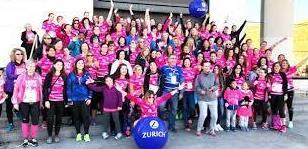 Zurich- Carrera de la mujer- José Antonio Martín Grande / G.L.S.