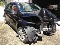 Como se tramita un accidente de coche