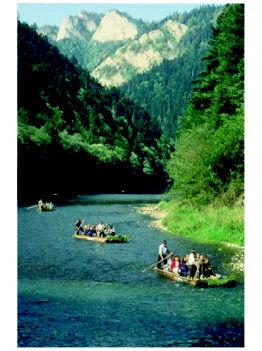 El Parque Nacional de Pieniny