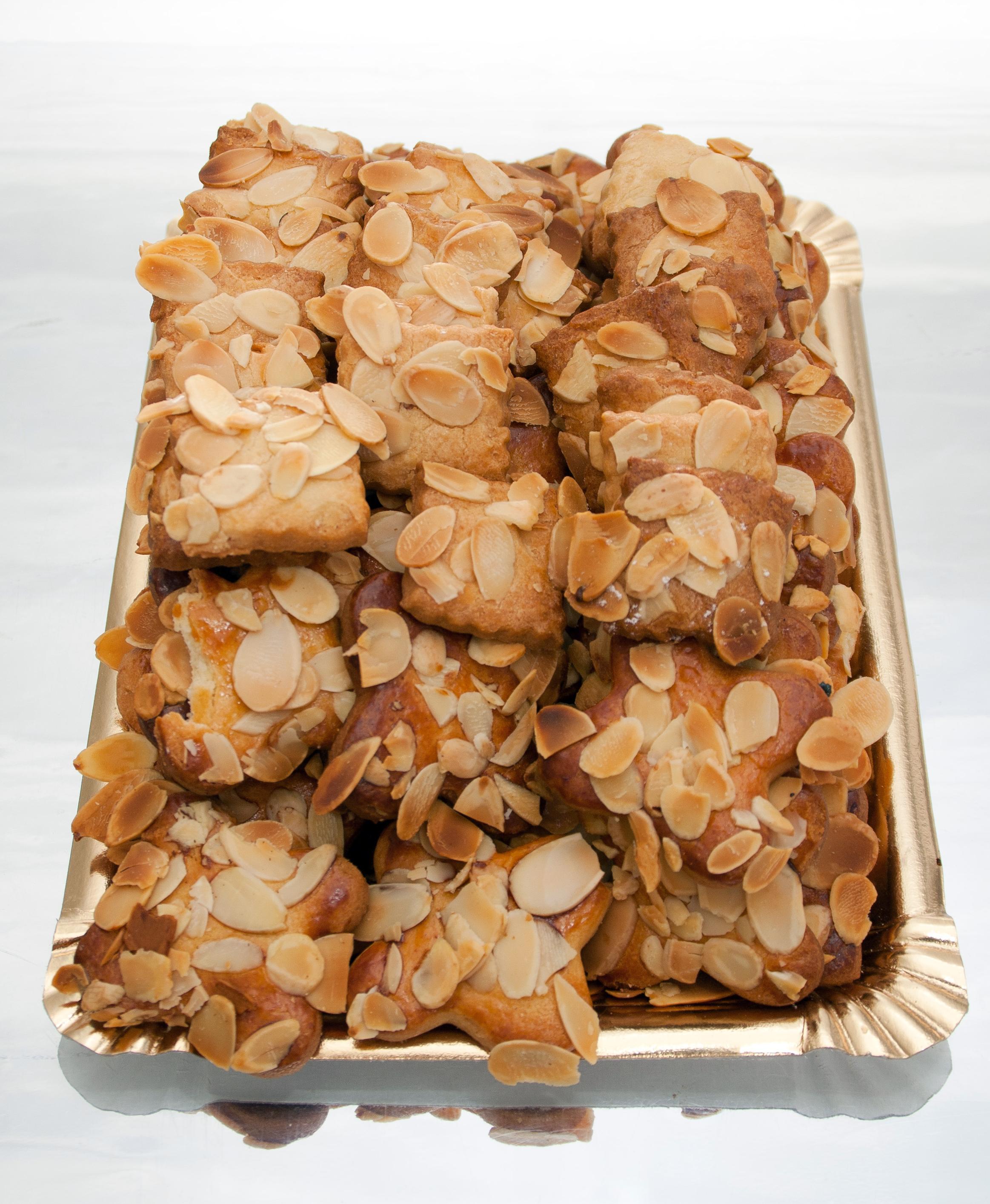 pastas de té: Productos y servicios de Horno de Pastelería San Luis
