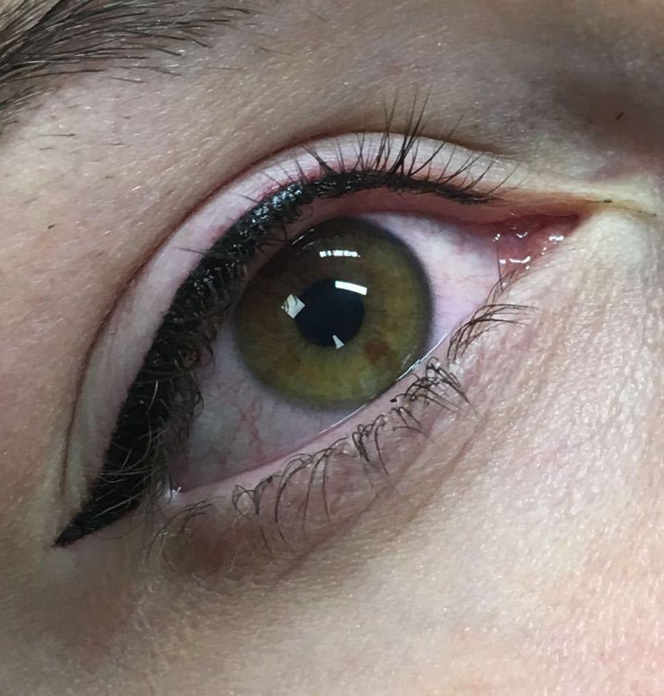 Micropigmentacion de Parpados