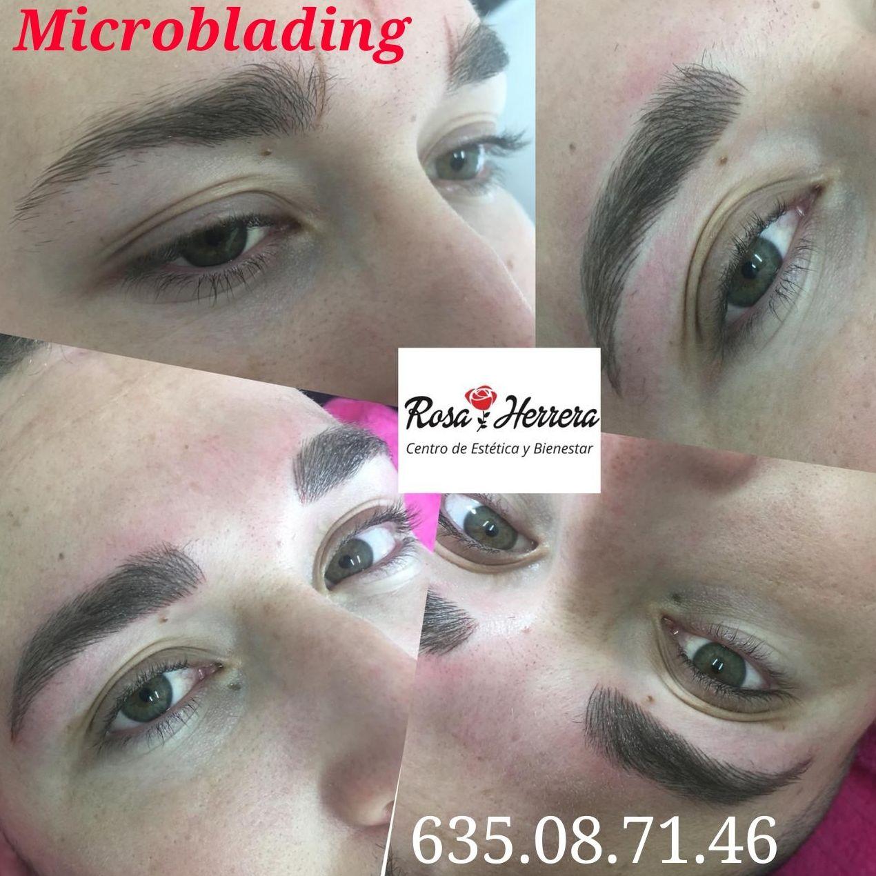 MICROBLADING TECNICA PELO A PELO