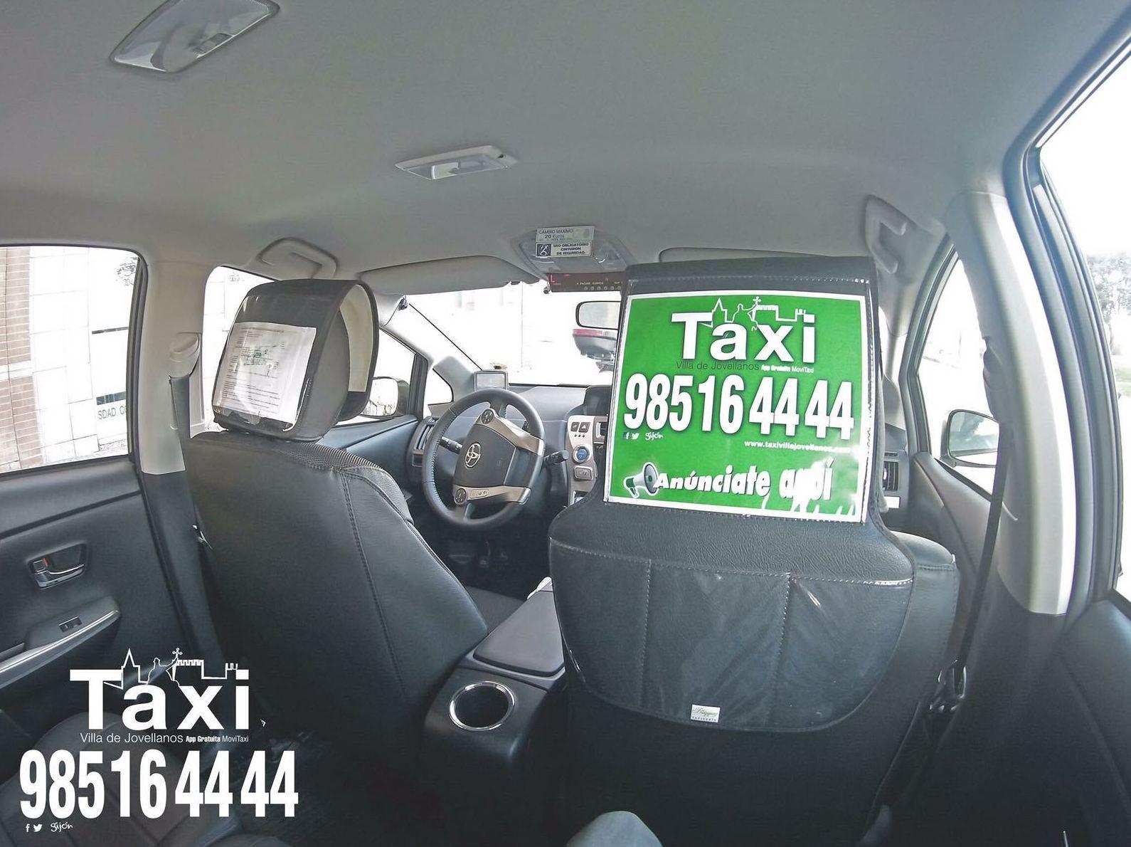 Taxi Gijón monovolumen