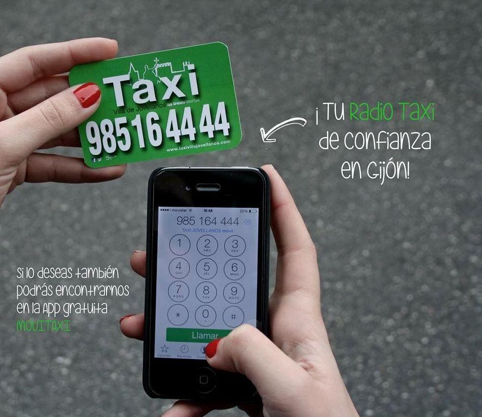 RESERVAS: NUESTROS SERVICIOS de Radio Taxi Villa Jovellanos