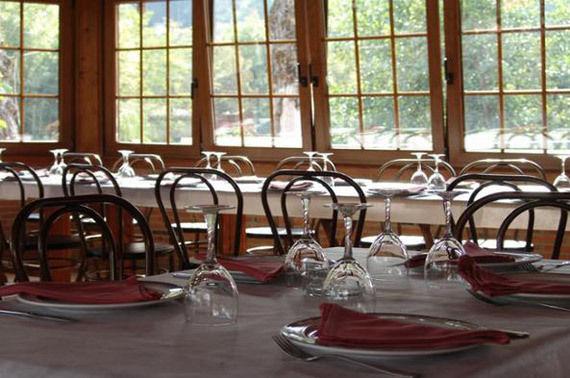 Foto 6 de Asadores en  | Hostal Restaurante Fleming