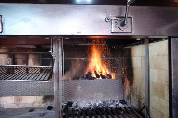 Foto 7 de Asadores en  | Hostal Restaurante Fleming