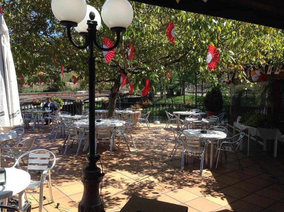Foto 17 de Asadores en  | Hostal Restaurante Fleming
