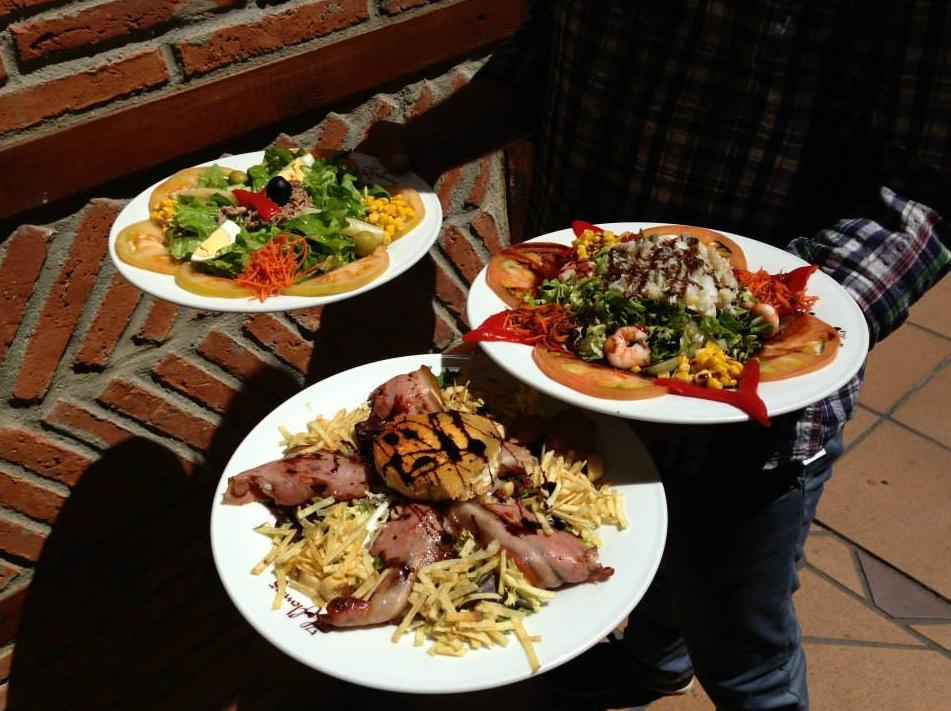 Foto 15 de Asadores en  | Hostal Restaurante Fleming