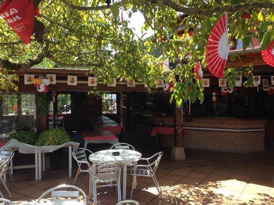 Foto 24 de Asadores en  | Hostal Restaurante Fleming