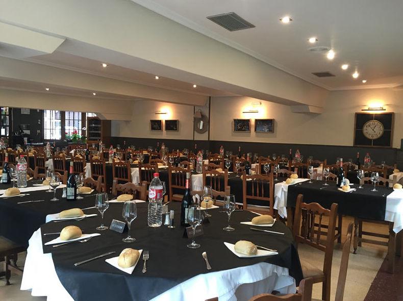 Resturante: Servicios  de Hostal Restaurante Fleming