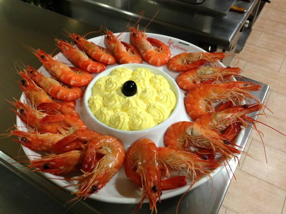 Foto 10 de Asadores en  | Hostal Restaurante Fleming