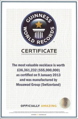 "El ""Incomparable"" al  Guinness World Records !"