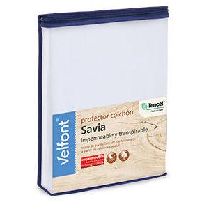 EV Colchonería: protector impermeable de tencel Savia de Velfont desde sólo 19 €