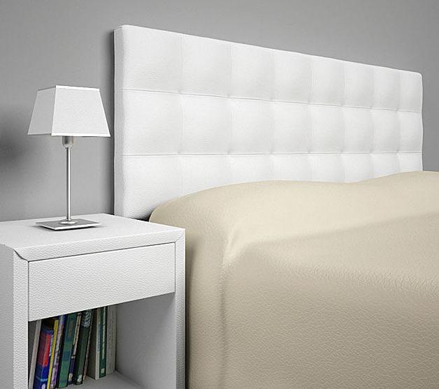 EV Colchonería: Cabecero polipiel Milán por sólo 99€ para camas de 150