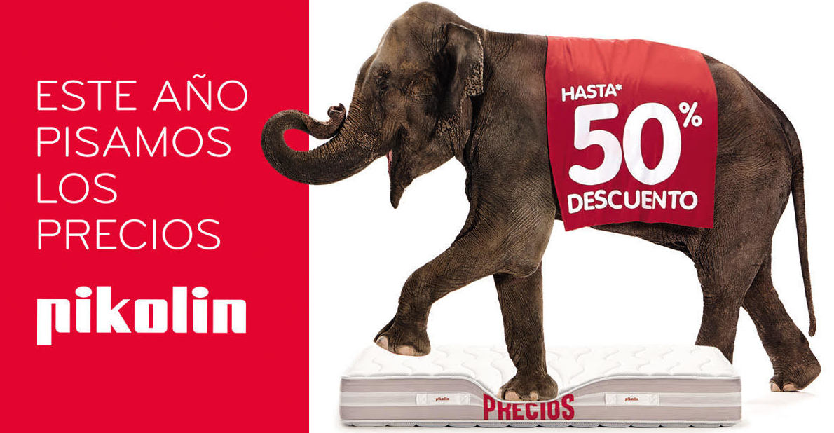EV Colchonerías: Este año pisamos los precios con Pikolin