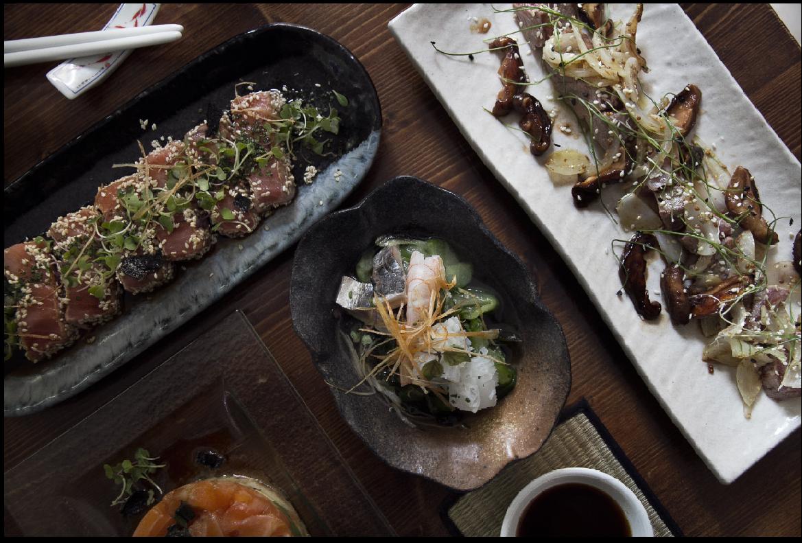 Restaurante japonés Barcelona