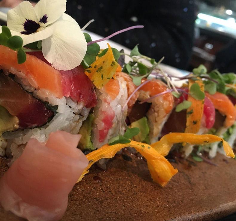 La mejor comida japonesa
