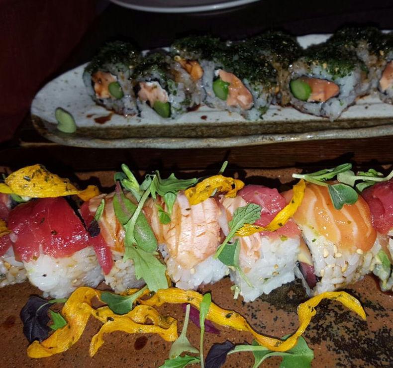 El mejor sushi de Barcelona
