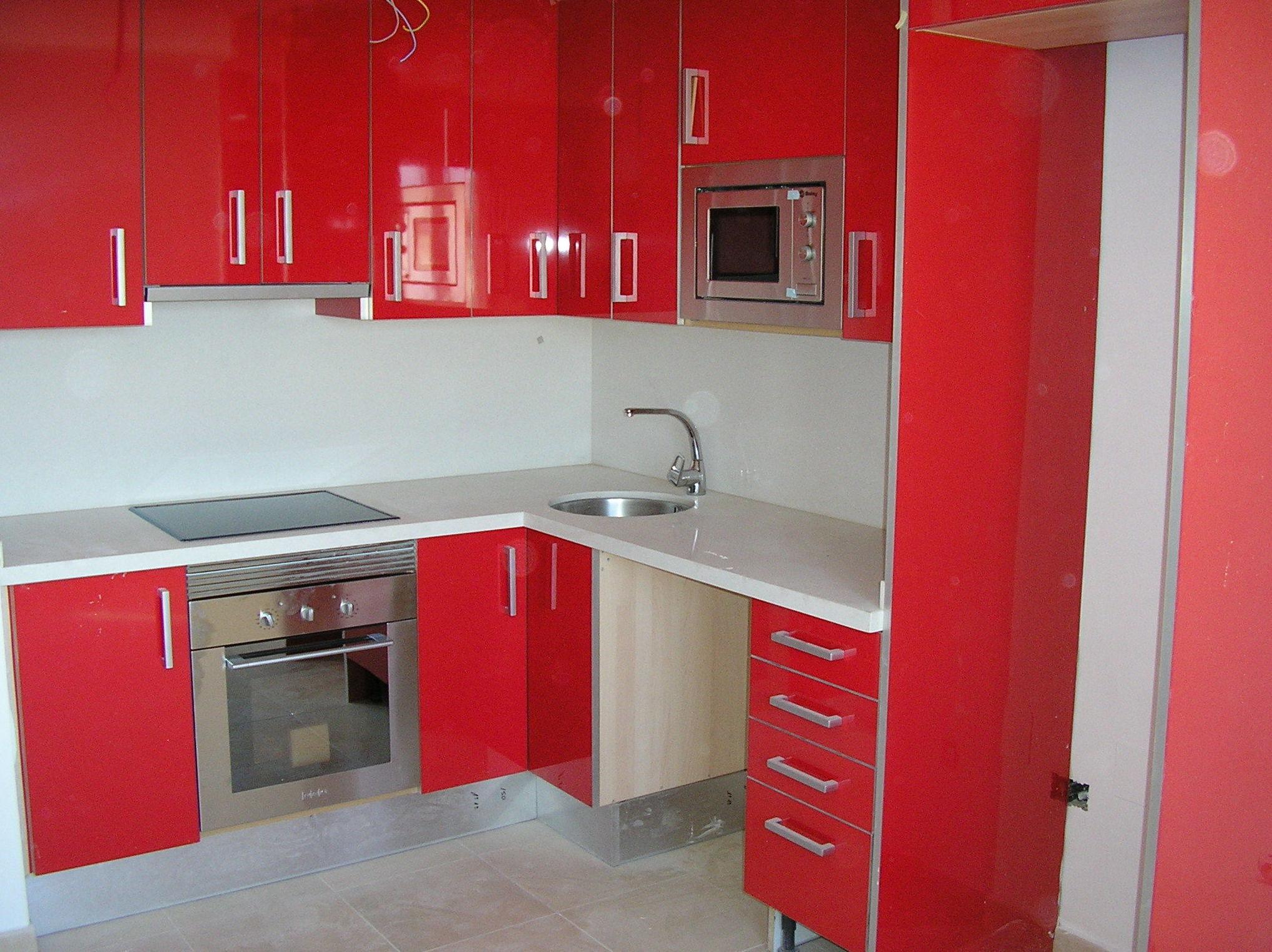 Montaje de cocinas: Trabajos  de Aluminismanresa
