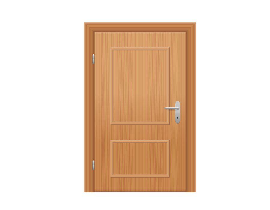 Puertas de madera en manresa barcelona para interior de - Puertas madera barcelona ...