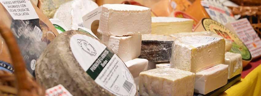 Los mejores quesos en Almería