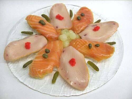 Tapas frías: Menús de Restaurante Quesería Galatea