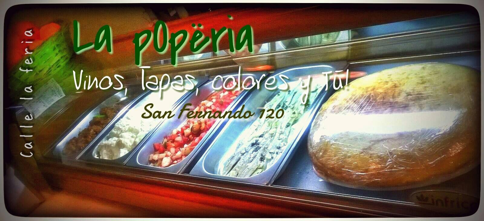 Bar de tapas en el casco histórico de Córdoba