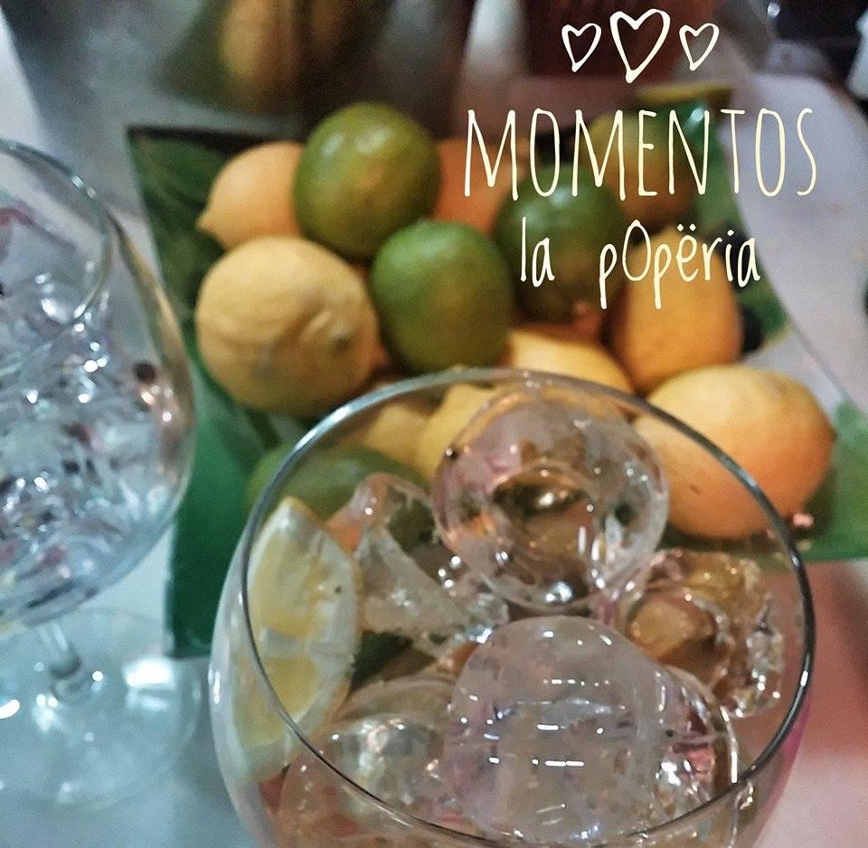 Coctelería: Carta de La pOpëría Vinos & Tapas