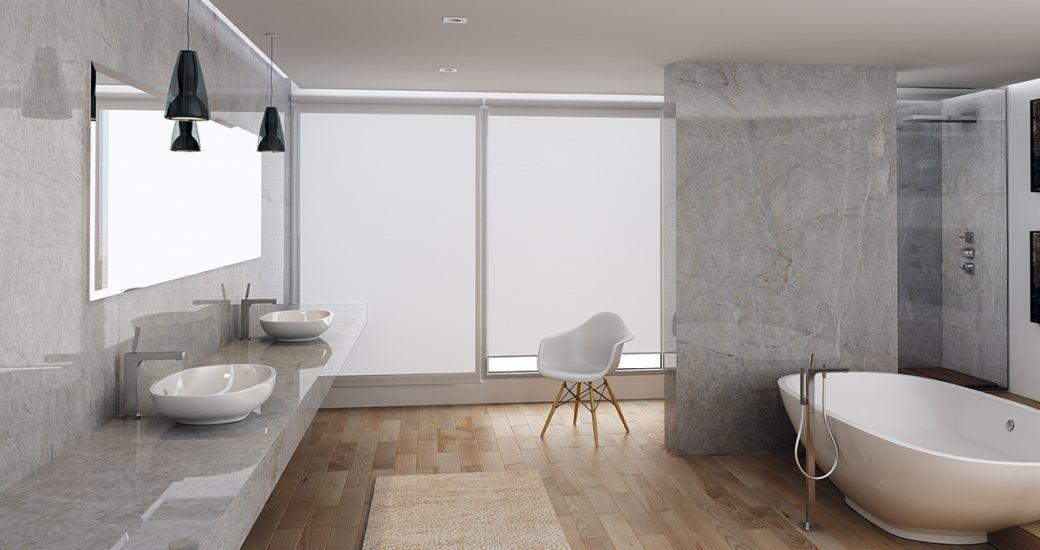 Mármoles y granitos para diseños de baños