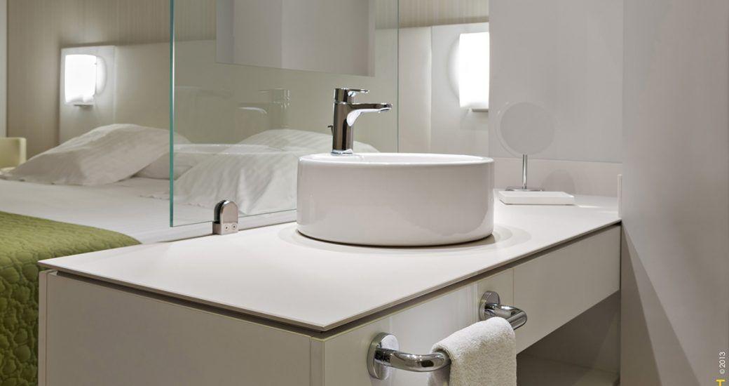 Lavabos de calidad para baños en Madrid