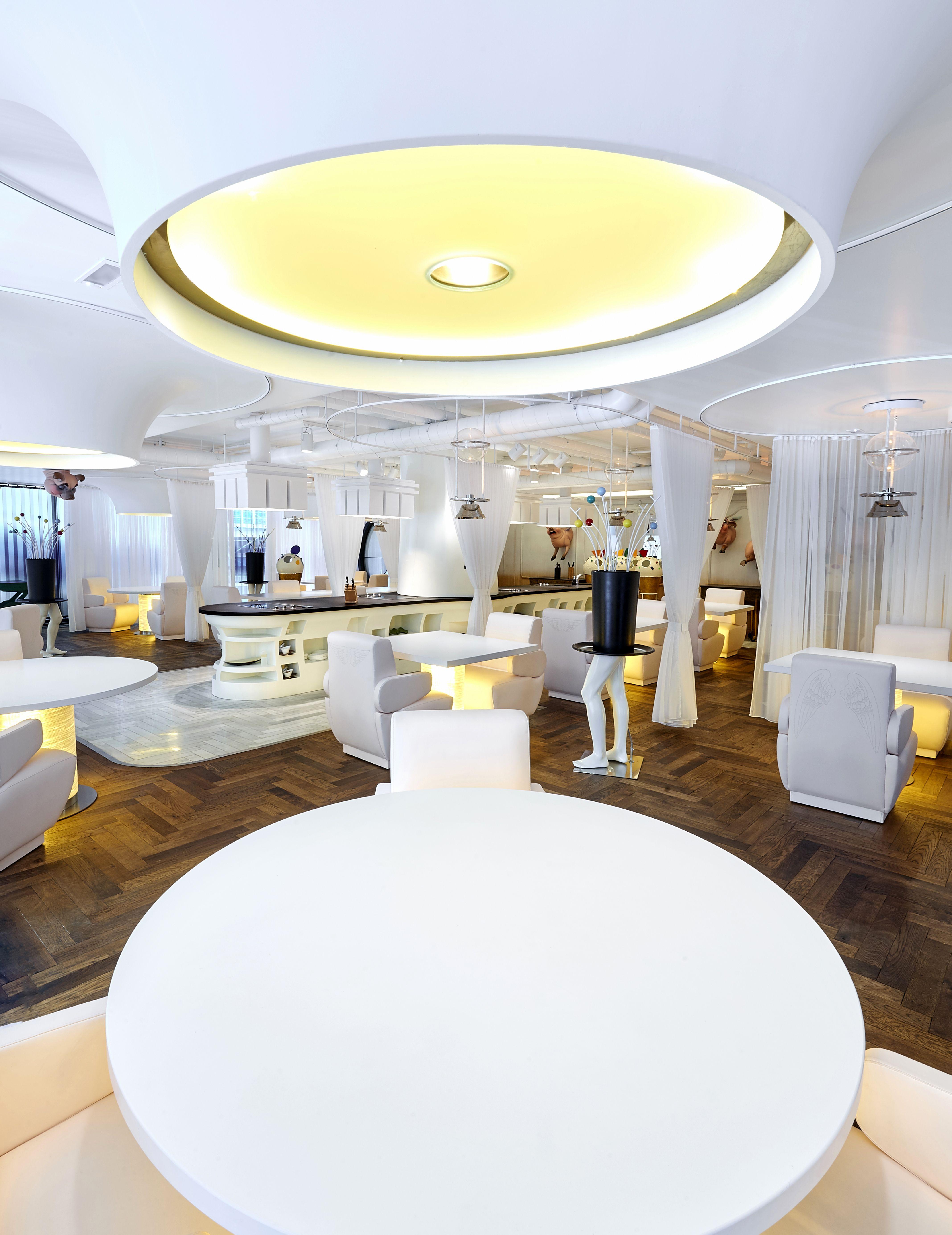 Mesas para restaurantes en Madrid