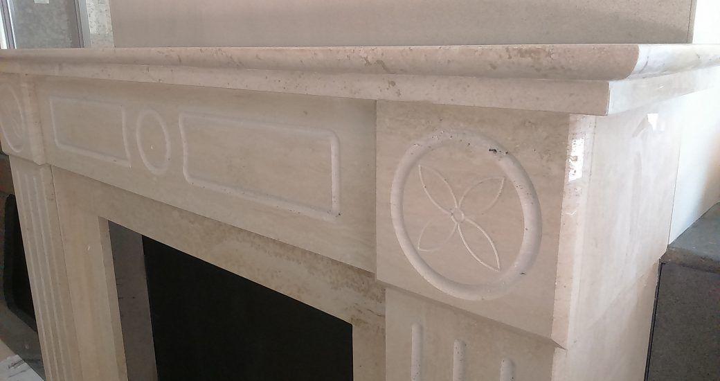 Piedras de la máxima calidad para chimeneas