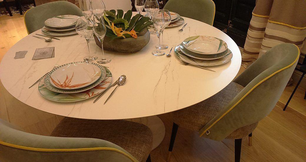 Piedras de gran calidad para mesas en Madrid