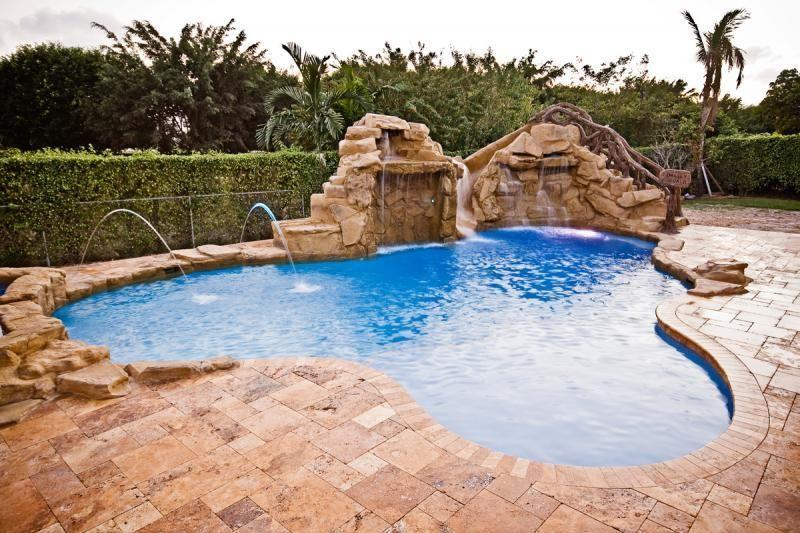 Piedras de gran calidad para piscinas en Madrid