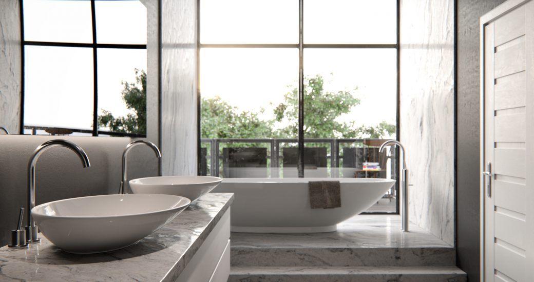 Baños completamente personalizados en Madrid