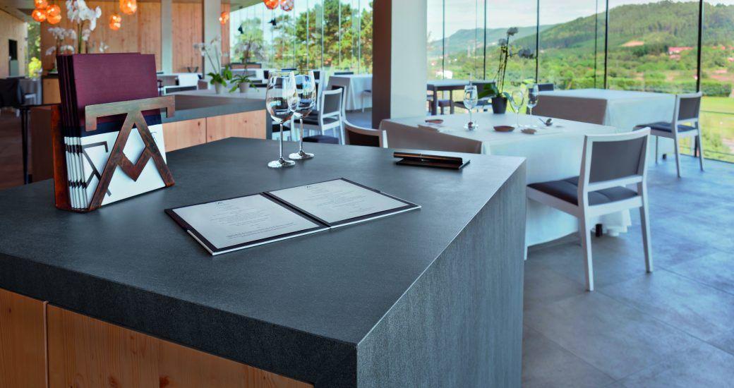 Diseño de muebles para restaurantes en Madrid