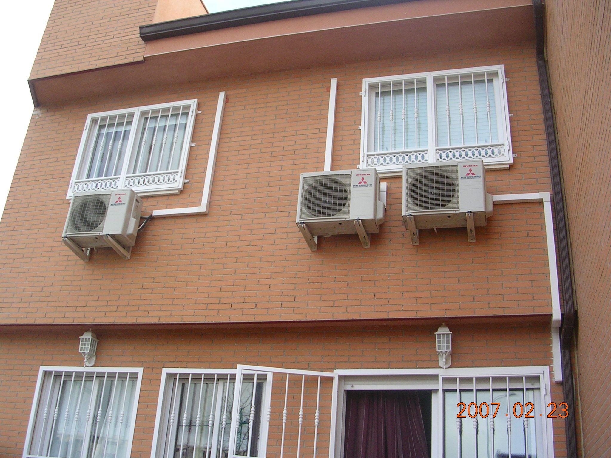 Instalación aire acondicionado Madrid Centro